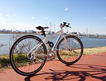 ロードバイク(愛車ANCHOR UF7)